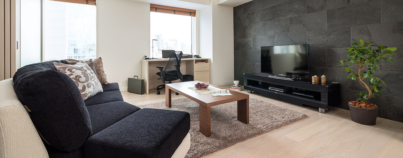 Upper rank serviced apartment TOKYU STAY AOYAMA RESIDENCE Monthly serviced apartment